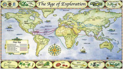 Renaissance - European Empires (Age of Discovery)