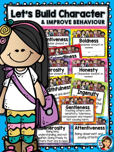 Character Education Mega Set