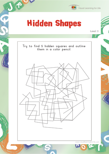 Hidden Shapes