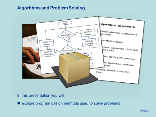 Computer Science - Algorithms and Problem Solving