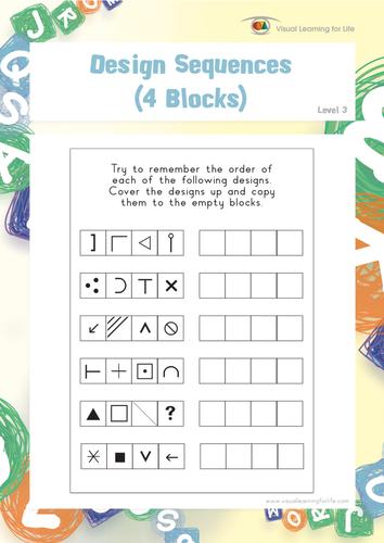 visuallearningforlife 39 s shop teaching resources tes. Black Bedroom Furniture Sets. Home Design Ideas