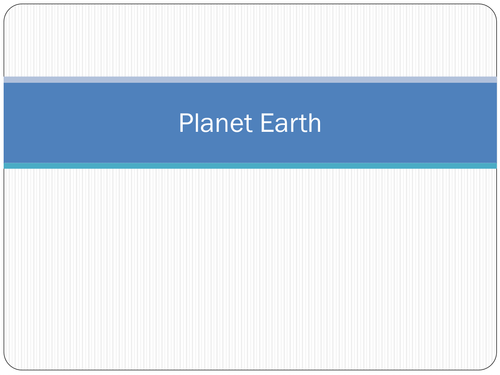 Planet Earth and Eratosthenes GCSE Astronomy