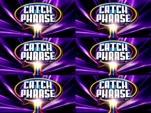Catchphrase Reveal Game