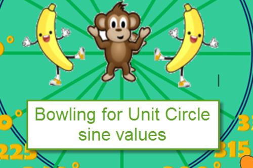 Sine Values on the Unit Circle
