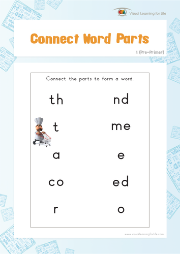 Connect Word Parts 1