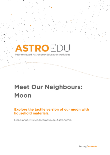 Meet Our Neighbours: Moon