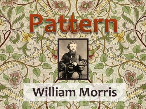 William Morris - Nature & Pattern - Term SOW