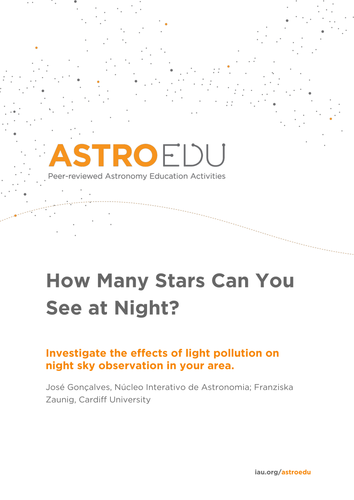 How Many Stars Can You See at Night?
