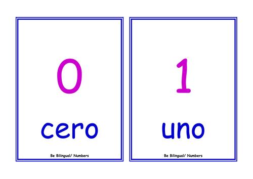 Números 0-31