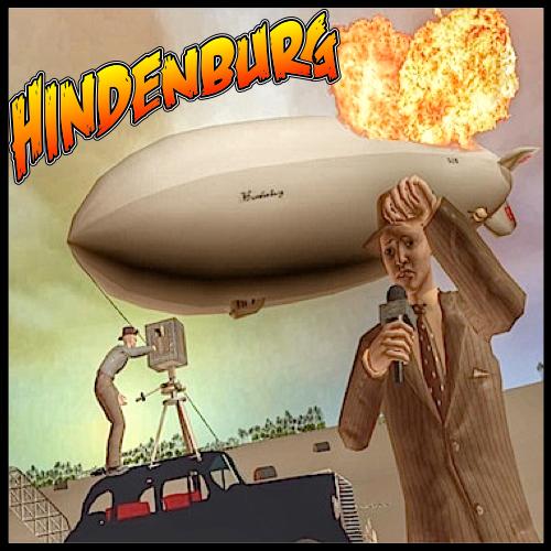 The Hindenburg - Comic Book Resource
