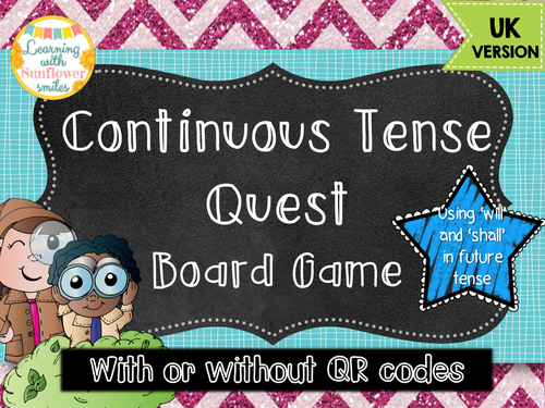 Continuous Tense Game