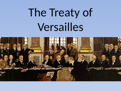 the policies of the treaty of versailles and its effects on germany What was the effect of the treaty of versailles in germany this isn't a peace treaty it is the treaty of versailles blamed germany for the war.