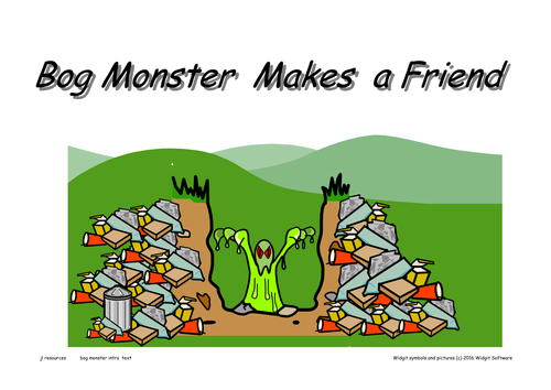 Story for Young Children about making friends ( text )