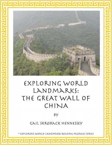 Great Wall of China: Reading Passage/Extension Activities