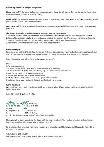 GCSE Science Investigations Skills Worksheet by love sponge ...