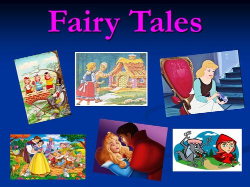 Fairy Tales Intro Powerpoint