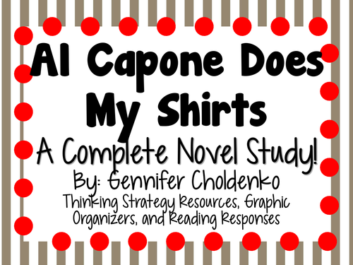 Al Capone Does My Shirts Characters Piper