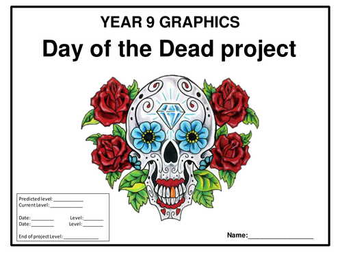 Graphics Project- Day of the Dead