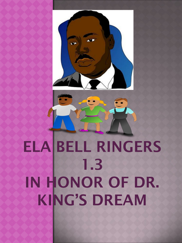 ELA Bell ringers and Warm Ups 1.3