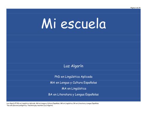 PDF-Primer proyecto de mi escuela by DoctorLuzAlgarin - Teaching ...