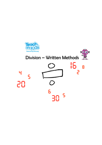division written methods worksheets pack ks2 by nayanmaya teaching resources. Black Bedroom Furniture Sets. Home Design Ideas