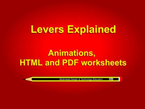 Mechanisms: Levers Explained