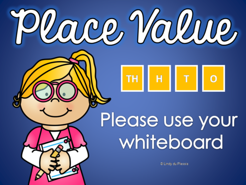 Place Value PowerPoint