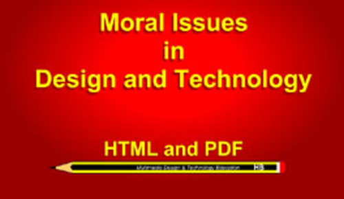 Moral Issues in D&T