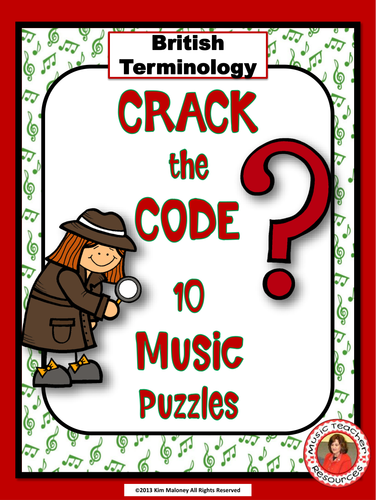 Music Puzzles: Crack the Music Code
