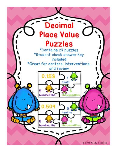 decimal place value by nikki 7 uk teaching resources tes. Black Bedroom Furniture Sets. Home Design Ideas
