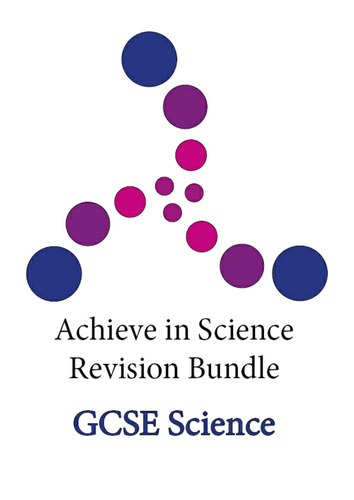 GCSE AQA Revision Bundle for Further Additional Science - Energy in reactions