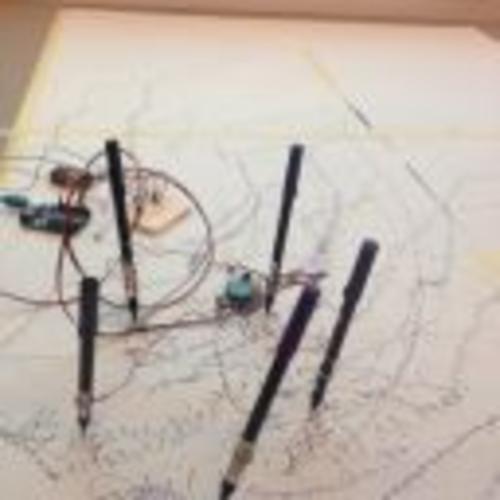 Digital Makers: Make a drawing robot