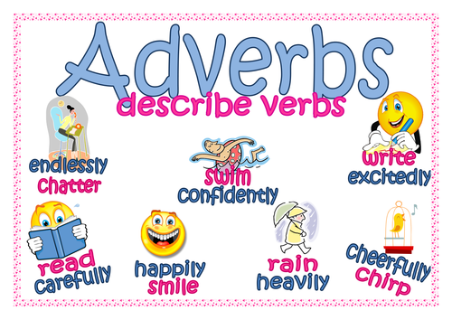 Adverb Definition For Kids Esl