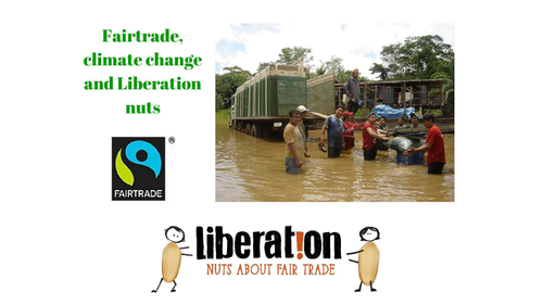 Fairtrade, nuts and climate change presentation