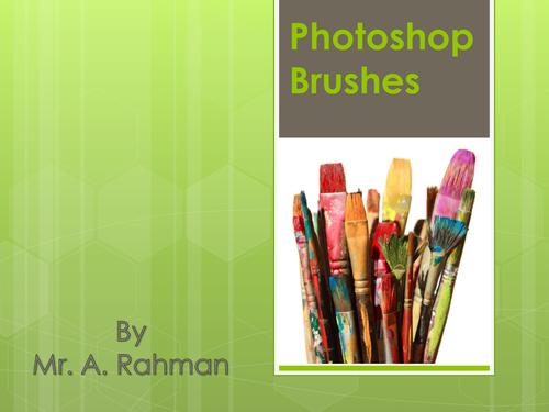 Photoshop: Brushes