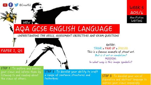 WJEC GCSE ENGLISH   Smore