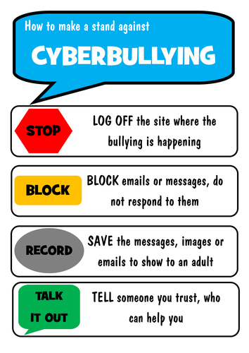Online Safety / eSafety Posters
