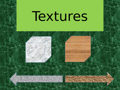 Art/Graphics:Texture
