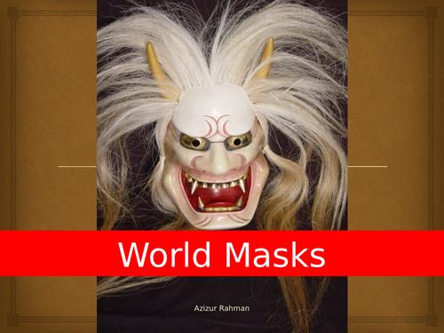 Art: World Masks