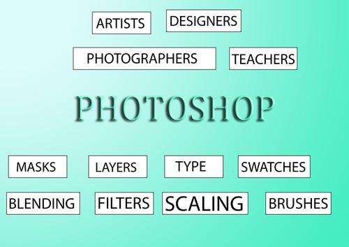 Display Poster: Photoshop