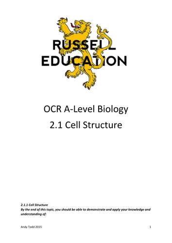 Ocr biology coursework help