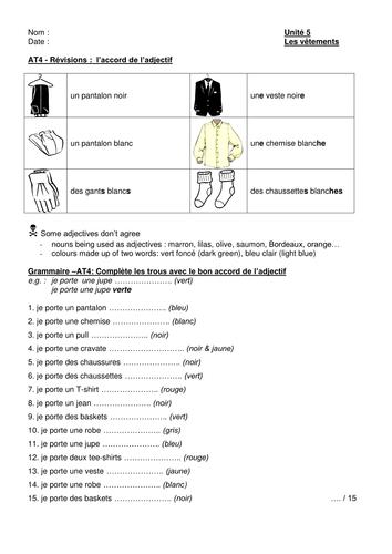 L'uniforme scolaire/school uniform et la culture francaise a l'ecole