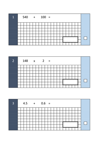 NEW Year 6 SATS maths test: Unlimited Mathematics SATs Arithmetic Paper Maker