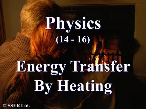 1.1.3 Energy Transfer By Heating