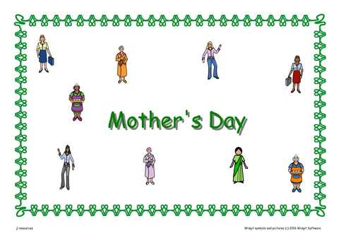 Mothers Day Activity Pack