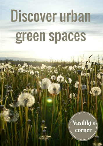 Discover Urban Green Spaces