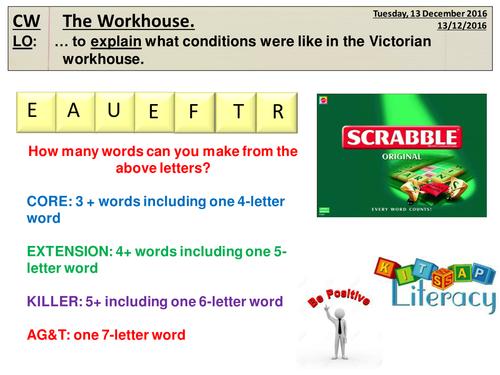 Victorian Britain - 5 lessons