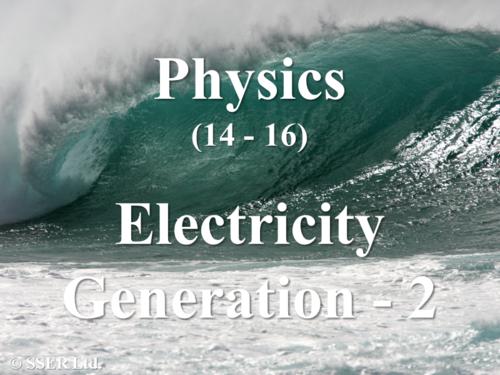 1.4.1 Electricity - Generation 2 (Renewable)