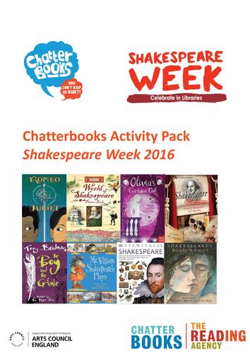 Shakespeare Week 2016