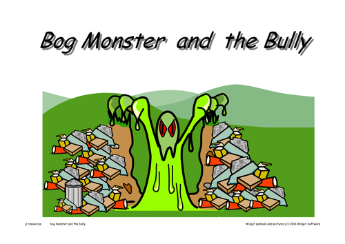 Story for young children about Bullying (Text version)